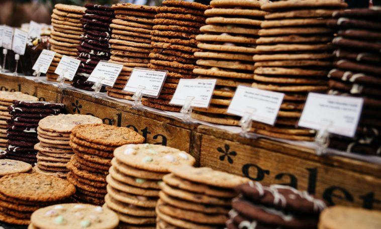 Soorten koekjes