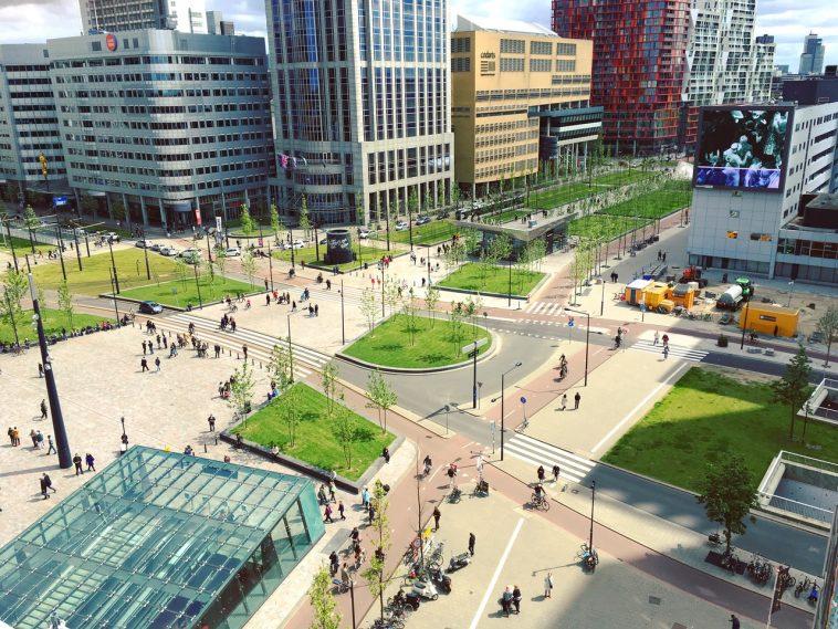 Groene steden