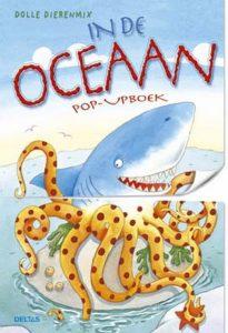 In de oceaan