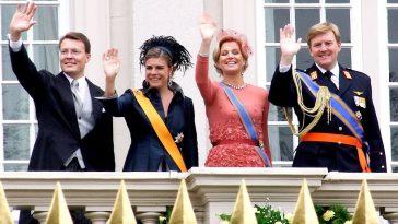 Koningen, koninginnen en de troonopvolger